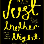 EVENT: NYE 'Just Another Night' - Emotional Pop at Common (Manchester)