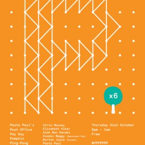 Event: #PPPPPPP - 31st October - Kosmonaut, Manchester
