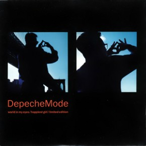 Depeche Mode - World In My Eyes (Mode To Joy)
