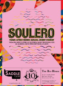 EVENTS: Soulero @SaddleClubNQ