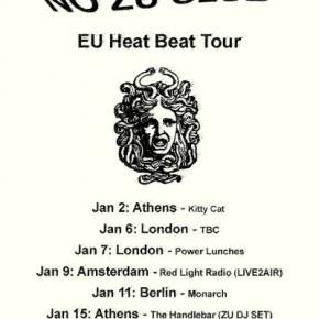 NO ZU - EU Emotional Mix & EU Heat Beat Tour 2015