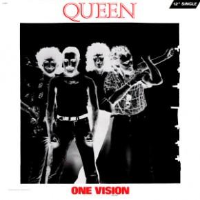 Queen - Blurred Vision